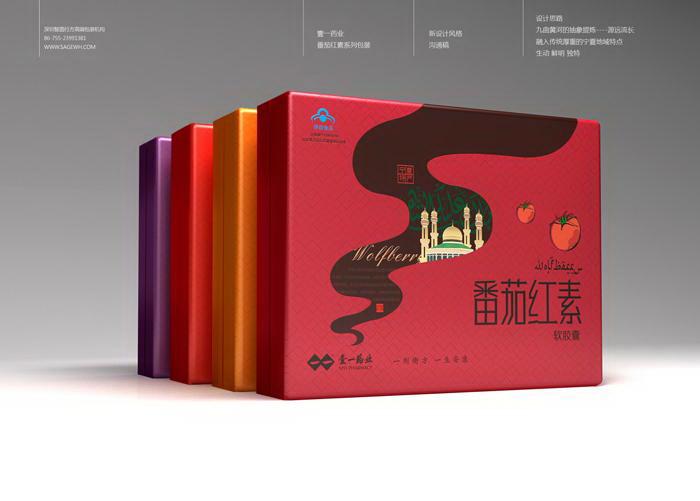 中国风食品包装设计制作_食品包装_礼品盒包装_标签图片