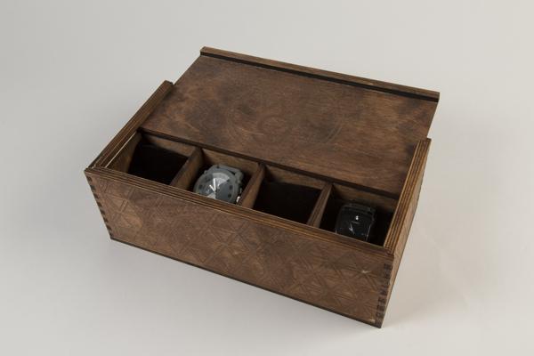 wkg手表盒设计制作