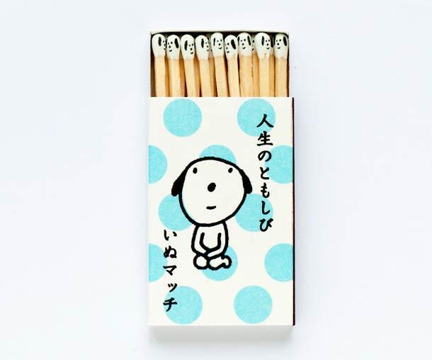 日本创意可爱火柴盒设计制作