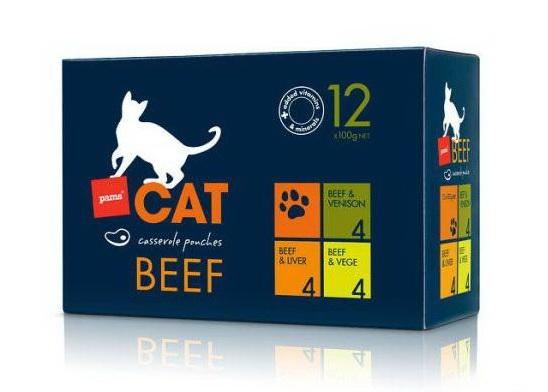 宠物食品包装设计制作