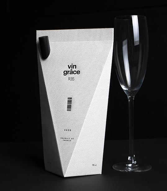独特的红酒包装设计制作