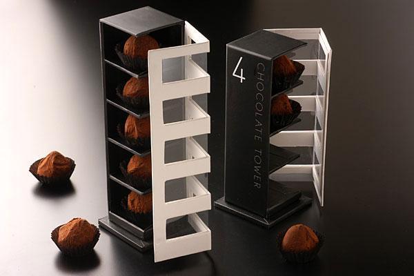 精致的巧克力包装设计制作