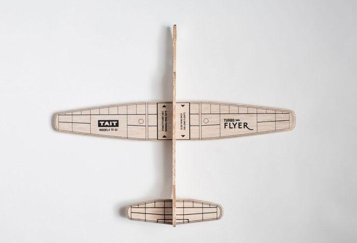 飞机模型硬纸板包装设计制作项目