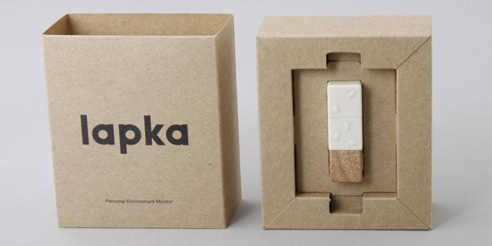 巧妙的lapka電子產品包裝設計制作方案